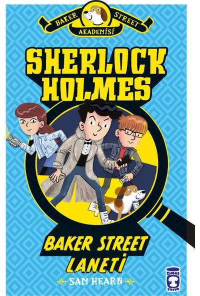 Sherlock Holmes Baker Street Laneti - Sam Hearn