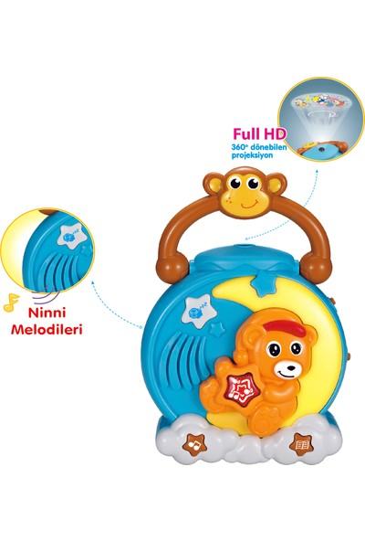 Babycim Melodili Ayıcık Projektör