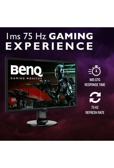 "BenQ GL2460BH 24""75hz 1ms (Analog+DVI+HDMI) Full HD TN Oyun Monitörü"