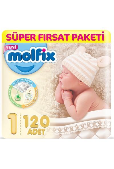 Molfix 3D Yenidoğan 120'li Süper Fırsat Paketi