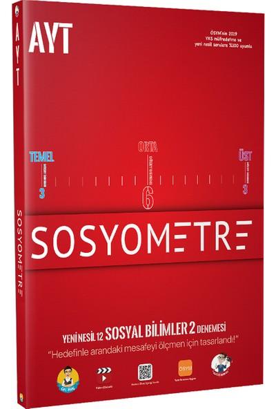 Tonguç Akademi AYT Sosyometre