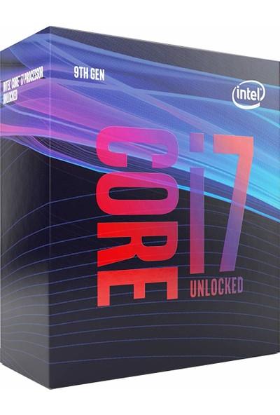 Intel Core i7 9700K 1151P İşlemci