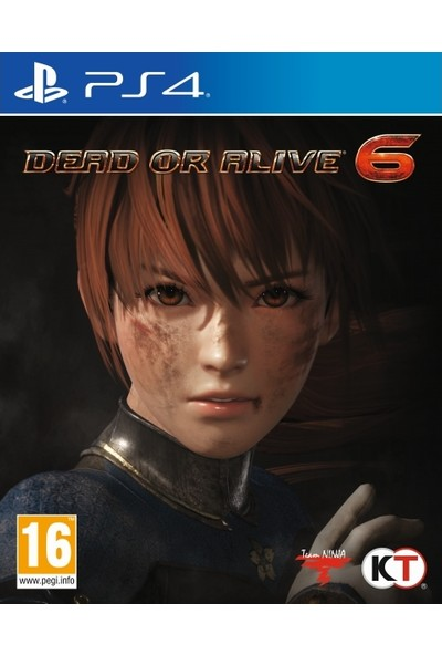 Dead Or Alive 6 PS4 Oyun