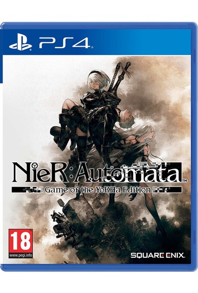 Nier: Automata Game Of The Yorha Edition PS4 Oyun
