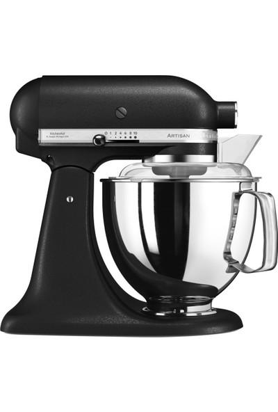 KitchenAid Artisan Stand Mikser 4.8 L- 5KSM175PSEBK - Cast Iron Black