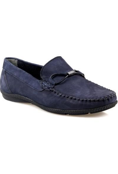Fabıano Erkek Tımbırlent Rahat Lacivert Günlük Ayakkabı