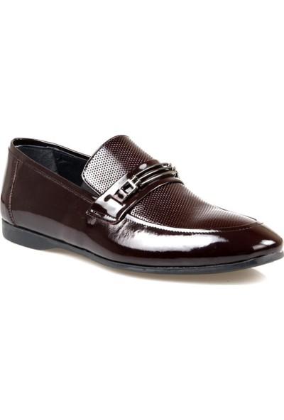 Fabıano Erkek Rahat Kahverengi Günlük Ayakkabı