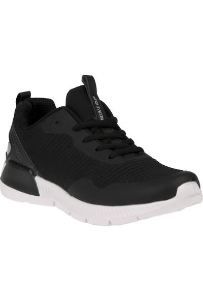 Dunlop Kadın Ayakkabı 8320 107101G Siyah - Beyaz