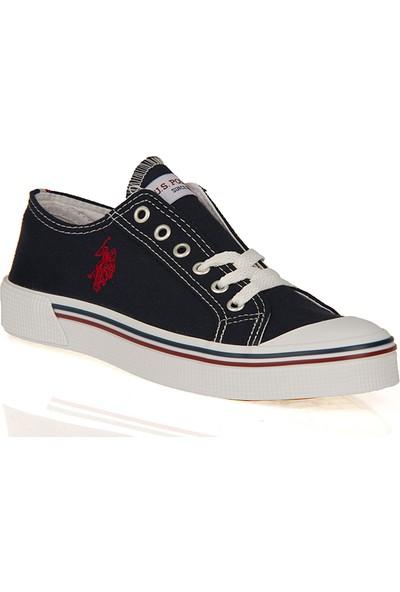 U.S. Polo Assn. Penelope Lacivert Kadın Sneaker