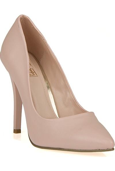 Ziya Kadın Ayakkabı 9176 2236 Pudra