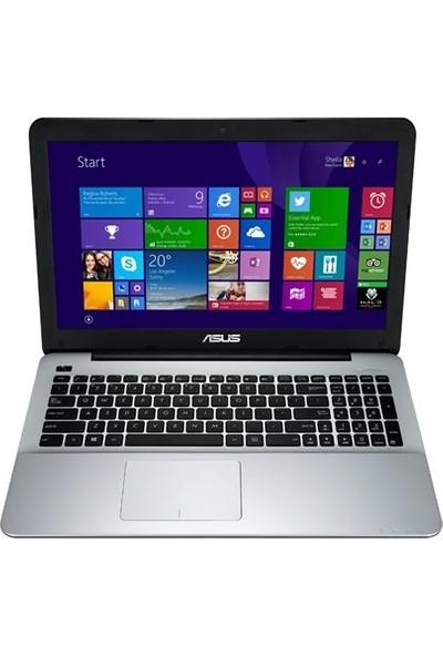 """Asus X555QG-XX201MS AMD A12 9720P 16GB 1TB + 240GB SSD R5 M430 Freedos 15.6"""" Taşınabilir Bilgisayar"""