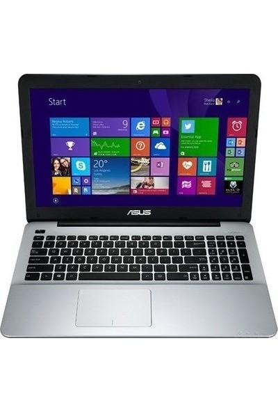 """Asus X555QG-XX201M AMD A12 9720P 16GB 1TB R5 M430 Freedos 15.6"""" Taşınabilir Bilgisayar"""