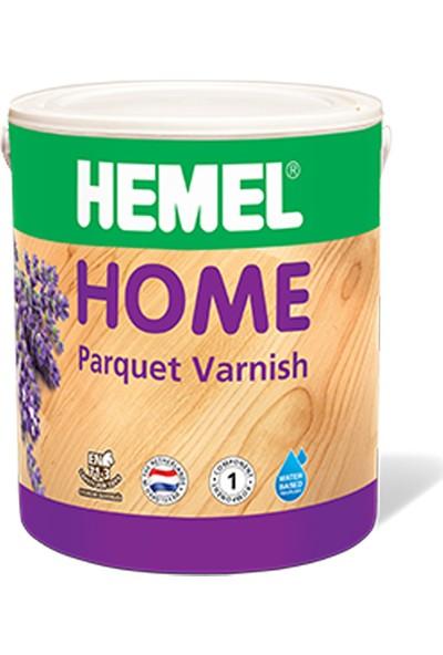 Hemel Parguet Varnish Home Aqua Döşeme Cilası 2.5 Lt