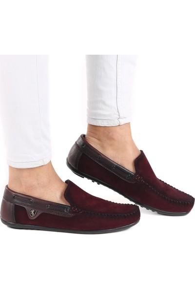 Muggo Men M3474 Süet Rok Erkek Ayakkabı