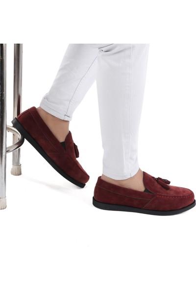 Muggo Men M3403 Süet Erkek Ayakkabı