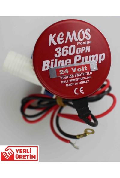 Bilge 360 24 Volt Sintine Pompası