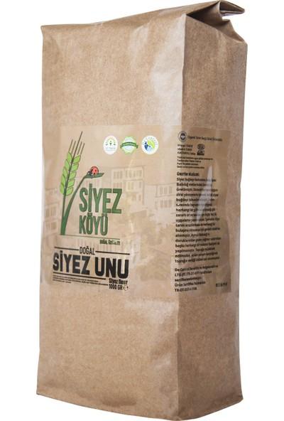 Siyez Köyü % 100 Doğal Organik Siyez Unu1 kg.