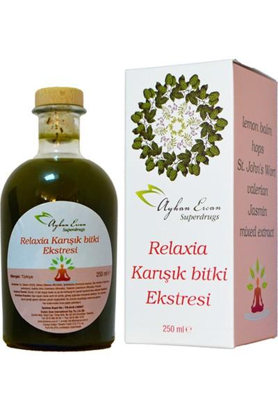 Ayhan Ercan Relaxia Karışık Bitki Ekstresi 250 ml
