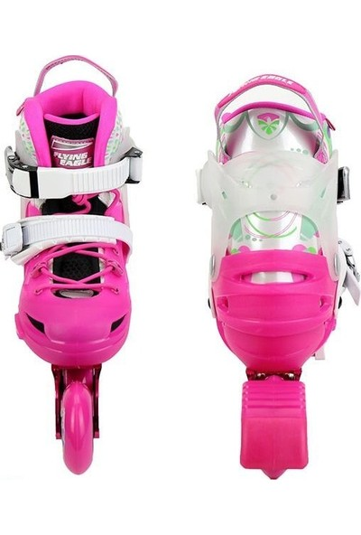 Flying Eagle S6S Pink Çocuk Paten