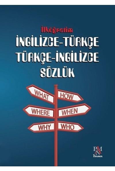 İlköğretim İngilizce - Türkçe Türkçe - İngilizce Sözlük
