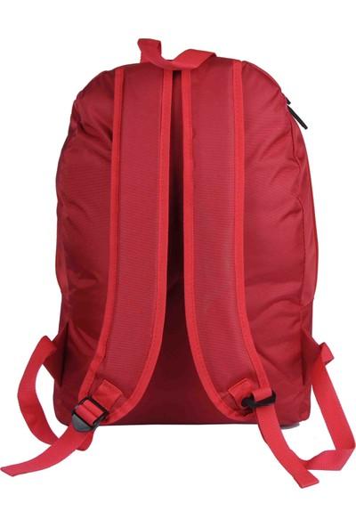 Kappa Unisex Spor Sırt Çantası Kırmızı 565