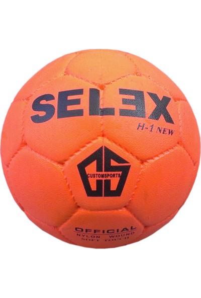 Selex H1 Kauçuk 1 No Hentbol Topu