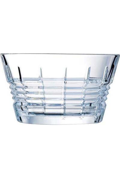 Crıstal D'Arques Rendez-Vous 22 cm Kristal Salata Servis Kasesi