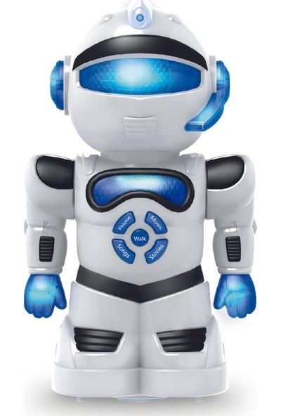 Birlik Oyuncak Masalcı ve Şarkıcı Hareketli Jr Robotto