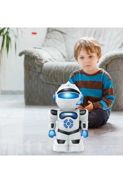 Birlik Oyuncak Türkçe Masal ve Şarkı Söyleyen Hareketli Jr Robotto