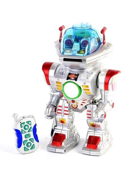 Türkçe Konuşan Robotto - Çok Fonksiyonlu Akıllı Robot