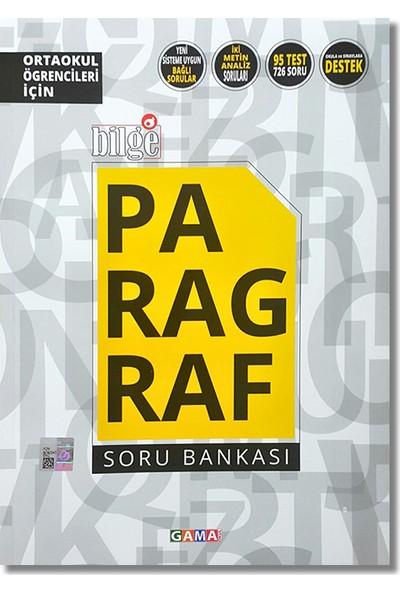 Bilge Paragraf Soru Bankası 8. Sınıf