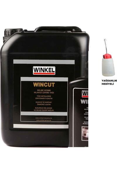 Winkel Wincut 5 lt Delme Kesme Diş Kılavuz Çekme Yağı