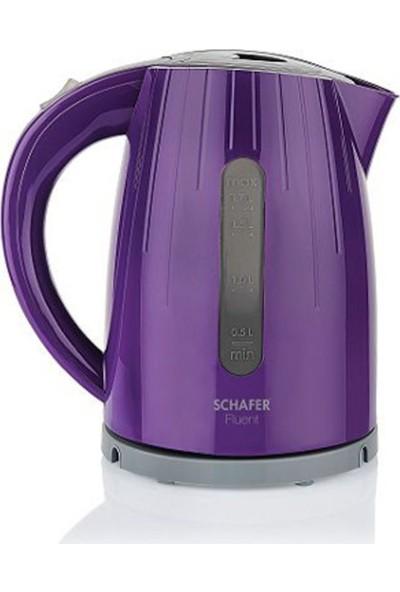 Schafer Fluent Su Isıtıcısı - Mor