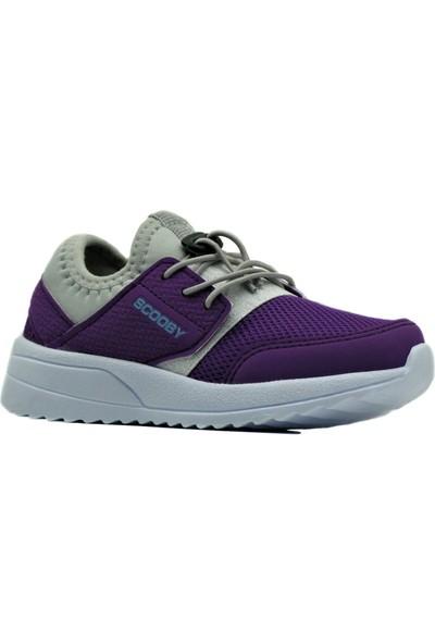 Scooby 1804 Kız Çocuk Spor Ayakkabı Aqua Çocuk Ayakkabı