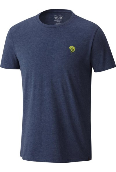 Mountain Hardwear Om1090-493 Logo Graphic Short Sleeve Erkek T-Shirt