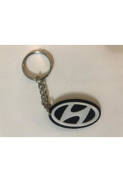 AppCity Hyundai 3D Pleksi Anahtarlık