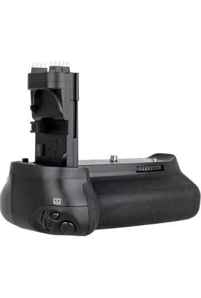 Canon 70D, 80D İçin Ayex Ax-70D Battery Grip, Bg-E14