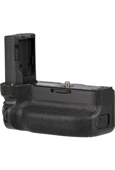 Sony A9, A7Iıı, A7Rııı, A7Sııı İçin Ayex Ax-A9 Battery Grip, Vg-C3Em
