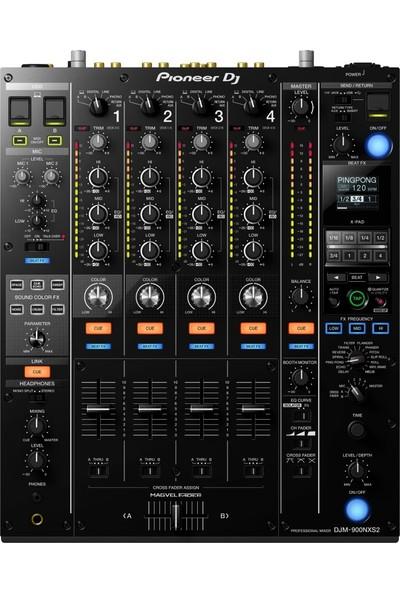 Pioneer DJ DJM-900 NXS 2 Profesyonel DJ Mixer