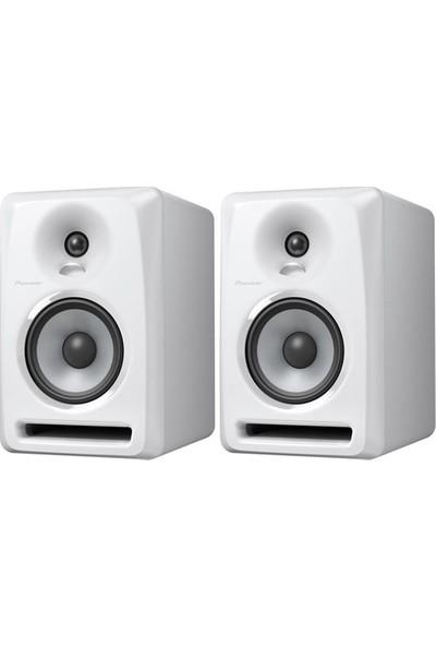 Pioneer DJ S-DJ50X-W 5inç Aktif Referans Hoparlör (Tek)