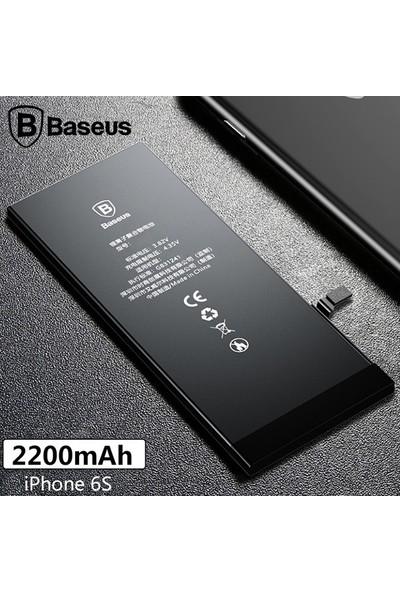 Baseus iPhone 6S 2200 Mah Yüksek Kapasiteli Pil Batarya