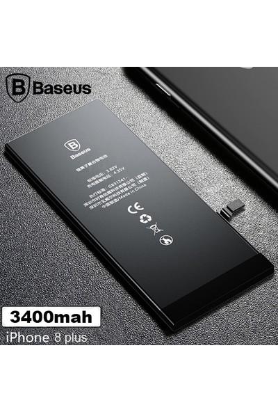 Baseus iPhone 8 Plus 3400 Mah Pil Batarya