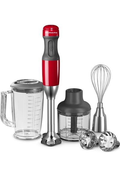 Kitchenaid 5 Hızlı El Blenderı 5KHB2571 – Empire Red