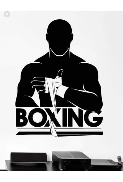 Areksan Boxing Duvar Sticker 50cm