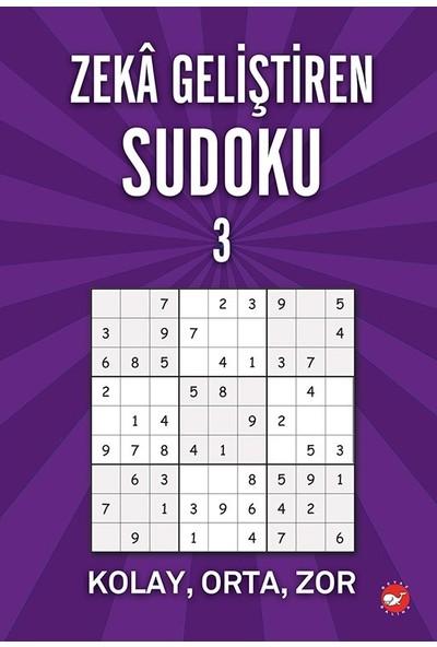 Zekâ Geliştiren Sudoku3 Kolayortazor - Ramazan Oktay