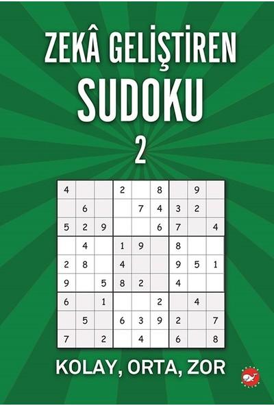 Zekâ Geliştiren Sudoku2 Kolayortazor - Ramazan Oktay
