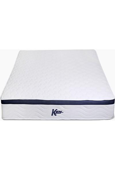 Kozzy Home %100 Doğal Lateks Luxury Yatak 25 Cm 180X200