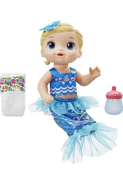 Baby Alive Deniz Kızı Bebeğim