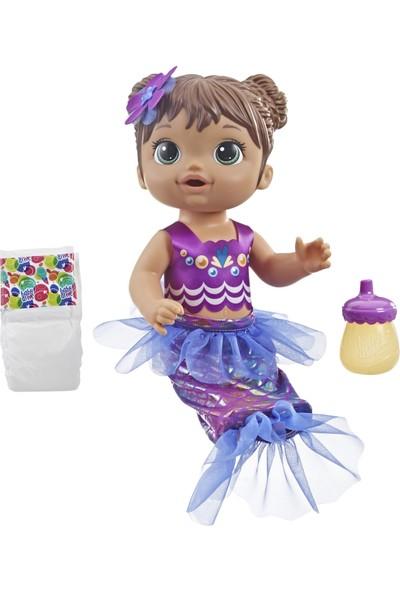 Baby Alive Deniz Kızı Bebeğim (Kumral)