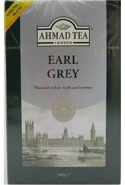 Ahmad Tea Early grey (Aromatic) 500 gr